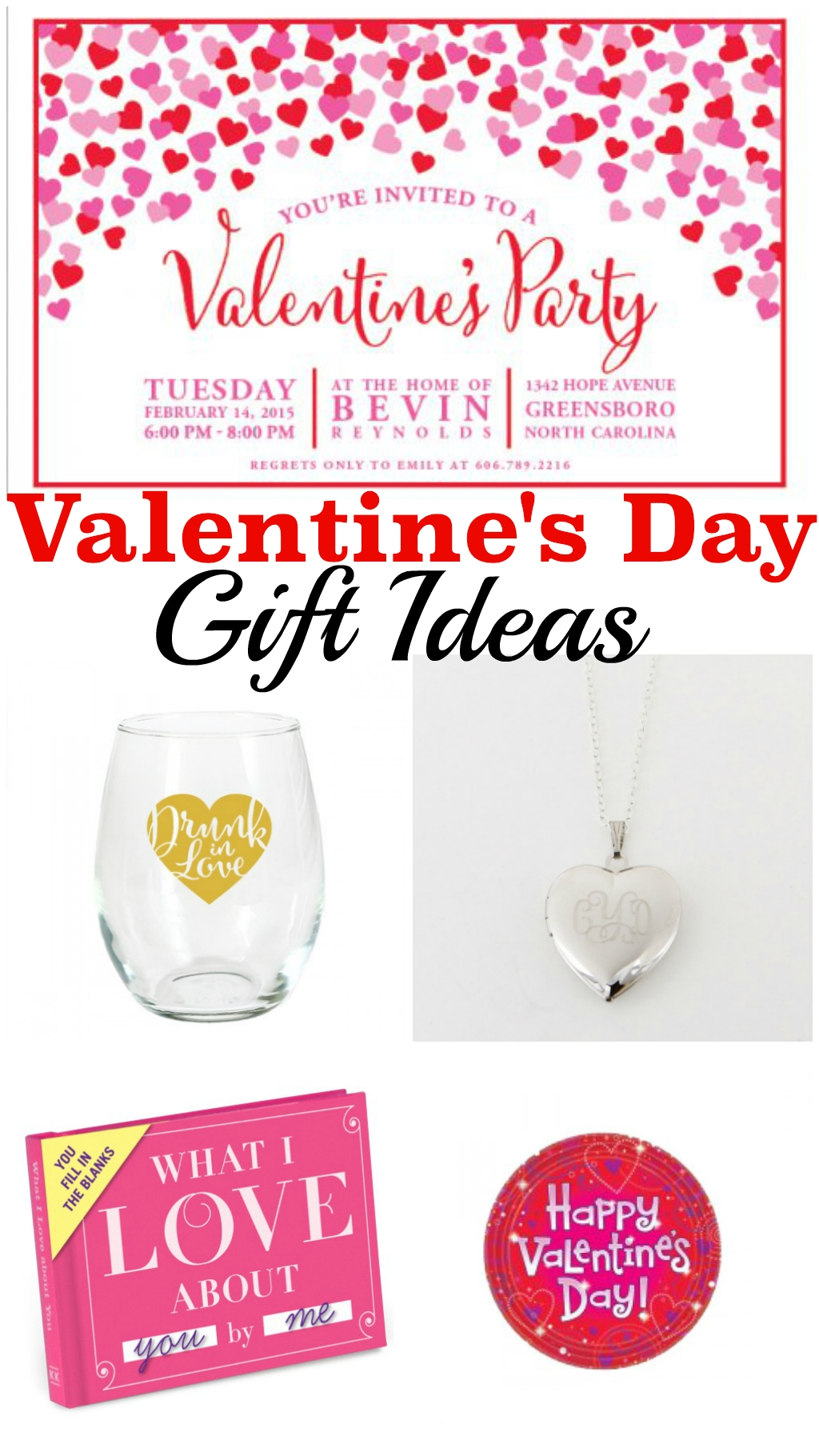 Celebrating with someone special this year? From traditional engraved Valentines Day gift ideas to fun surprises, you'll discover some great gift ideas.