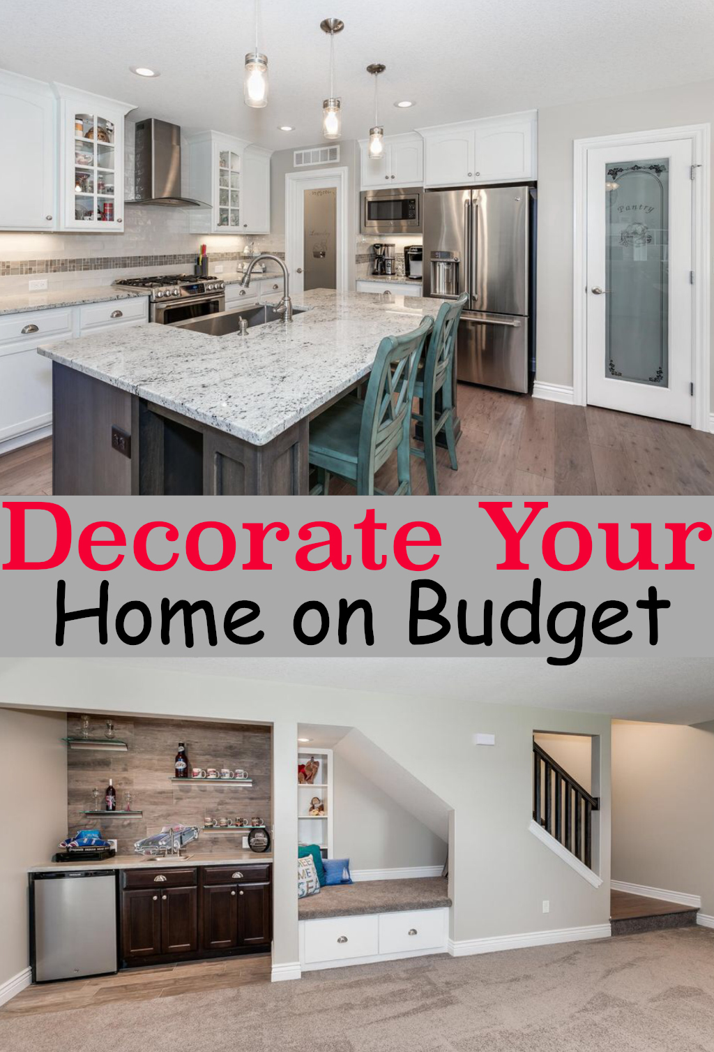 Creating DIY projects to decorate with is always a fun thing to do; you can come up with useful items for your home without spending a lot of money.