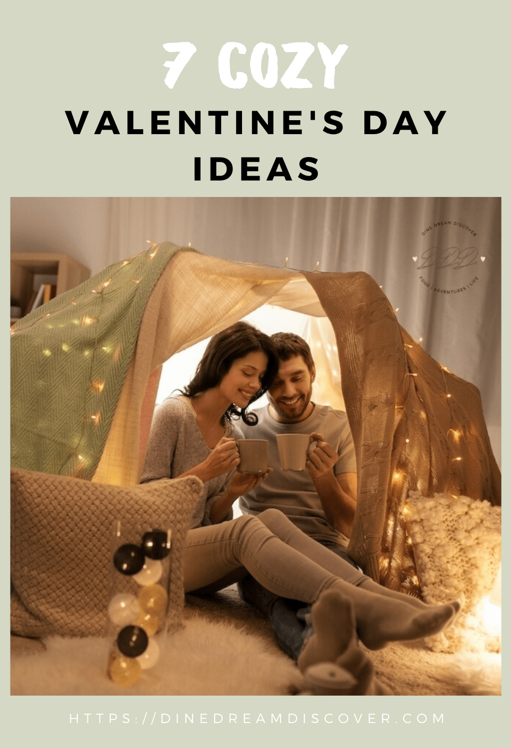 7 COZY VALENTINE'S DAY IDEAS