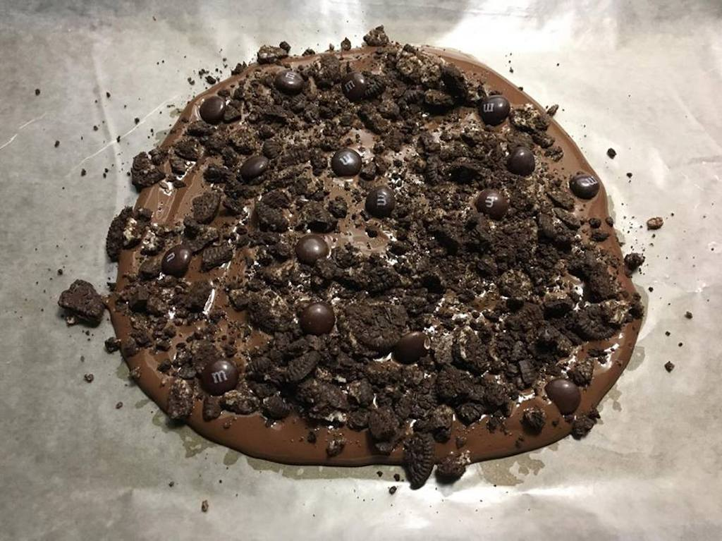 The Dirt Worm Bark recipe is a fun recipe that you will love on National Dark Chocolate Day! Lowering your blood pressure is a benefit of dark chocolate.