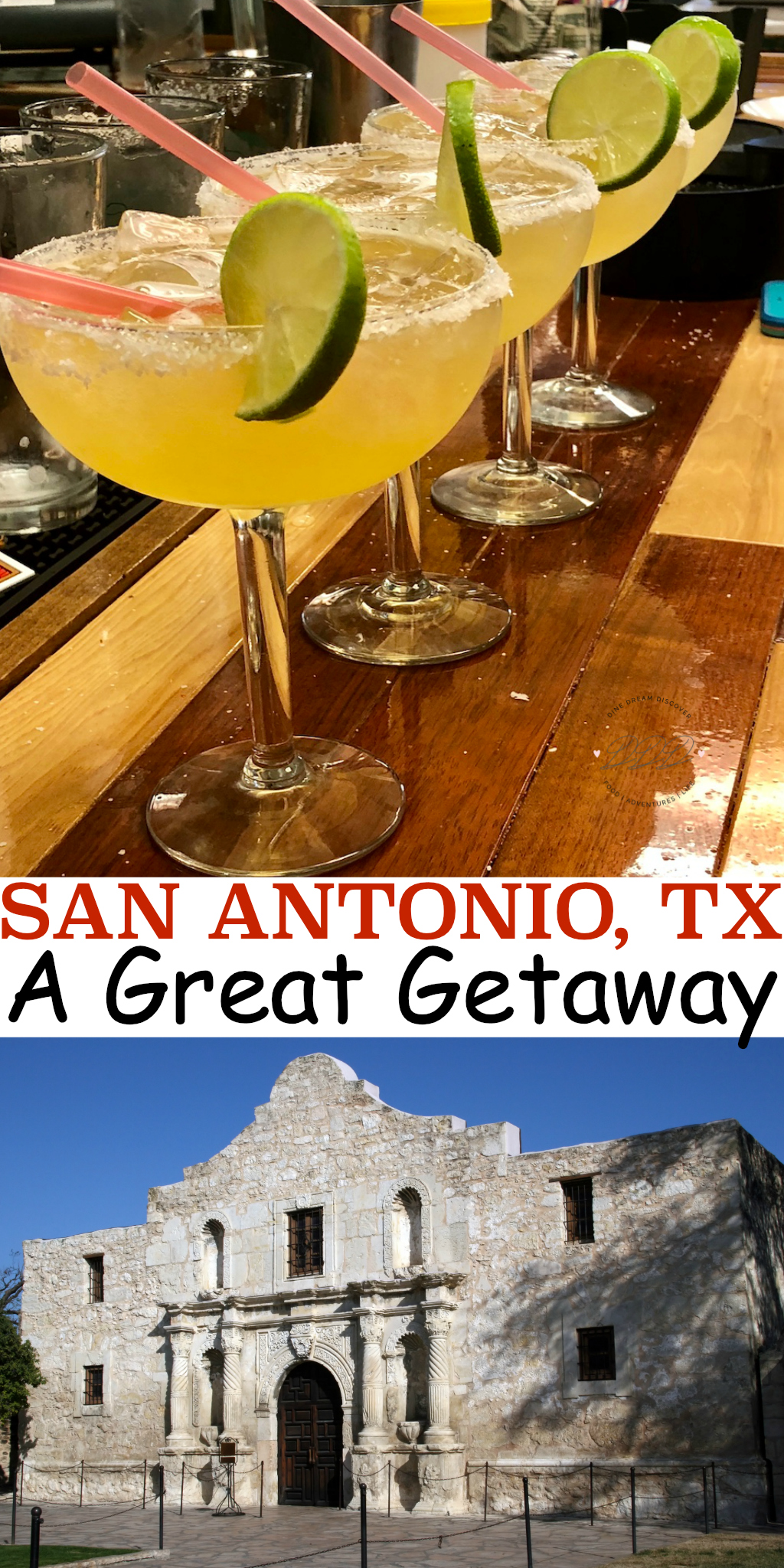 San Antonio is best described as a vibrant world famous destination with tons of character and historic charm especially the world famous River Walk.