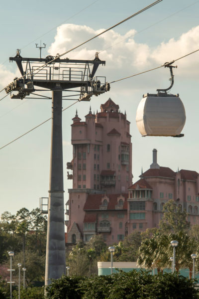 Anticipation is building for the new Walt Disney World Gondolas air transportation system and I have all the info that we have about the gondolas so far!