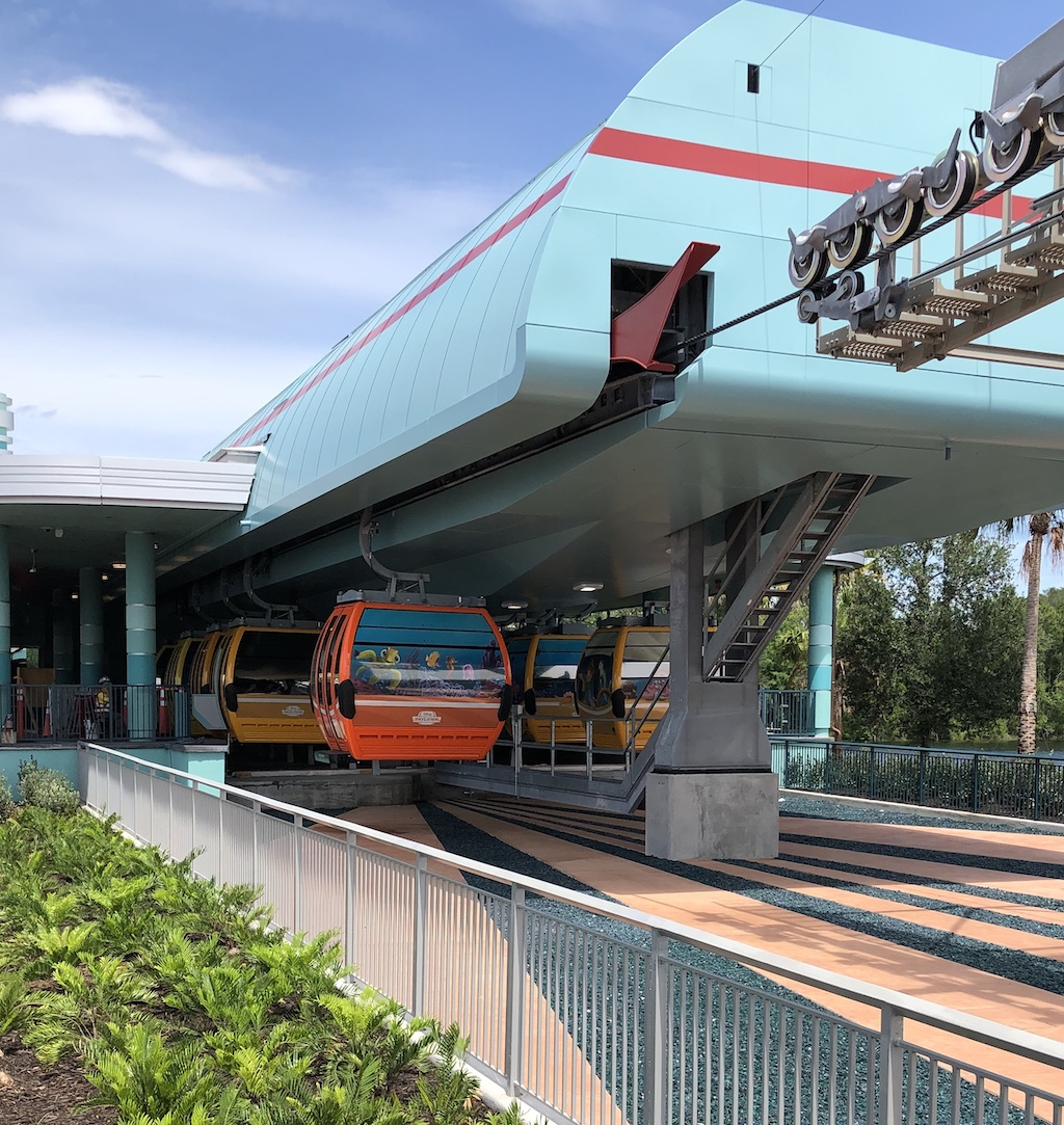 Anticipation is building for the new #WaltDisneyWorld Gondolas and I have all the info on when you can start riding them!