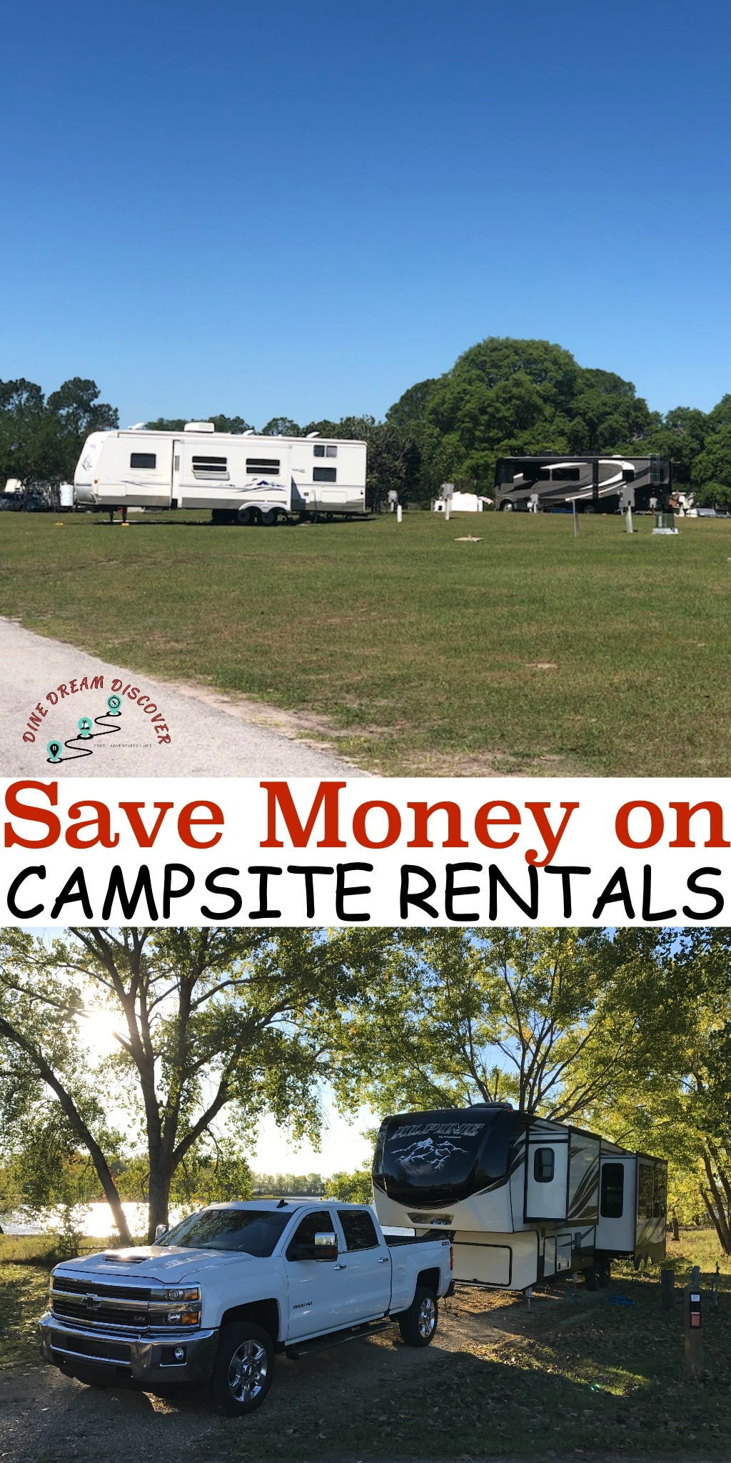 Check out our 6 ways to save money on campsite rentals, so you can sleep under the stars for less.