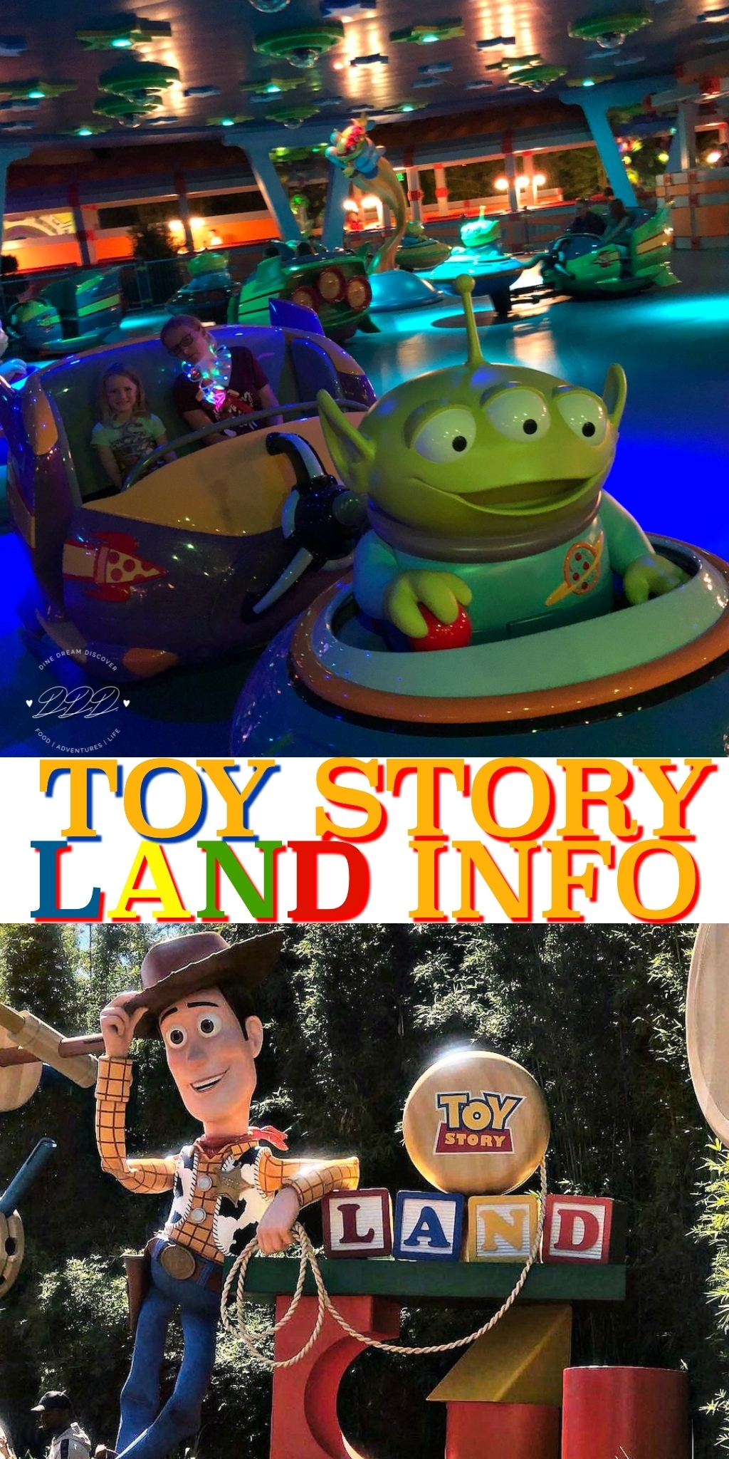 One of Disney's latest additions to their Hollywood Studios park in Disney World is none other than Toy Story Land and we're going to tell you all about it.