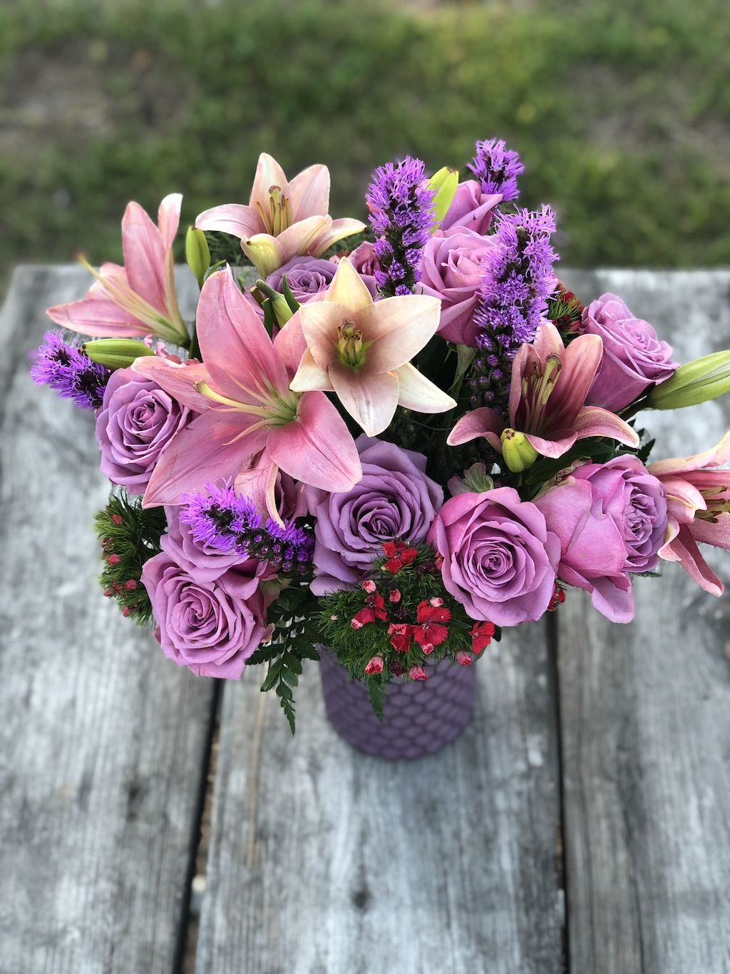 Teleflora Mother's Day bouquets are the way to celebrate the woman has been there for you through good and bad events and given countless hugs and support.