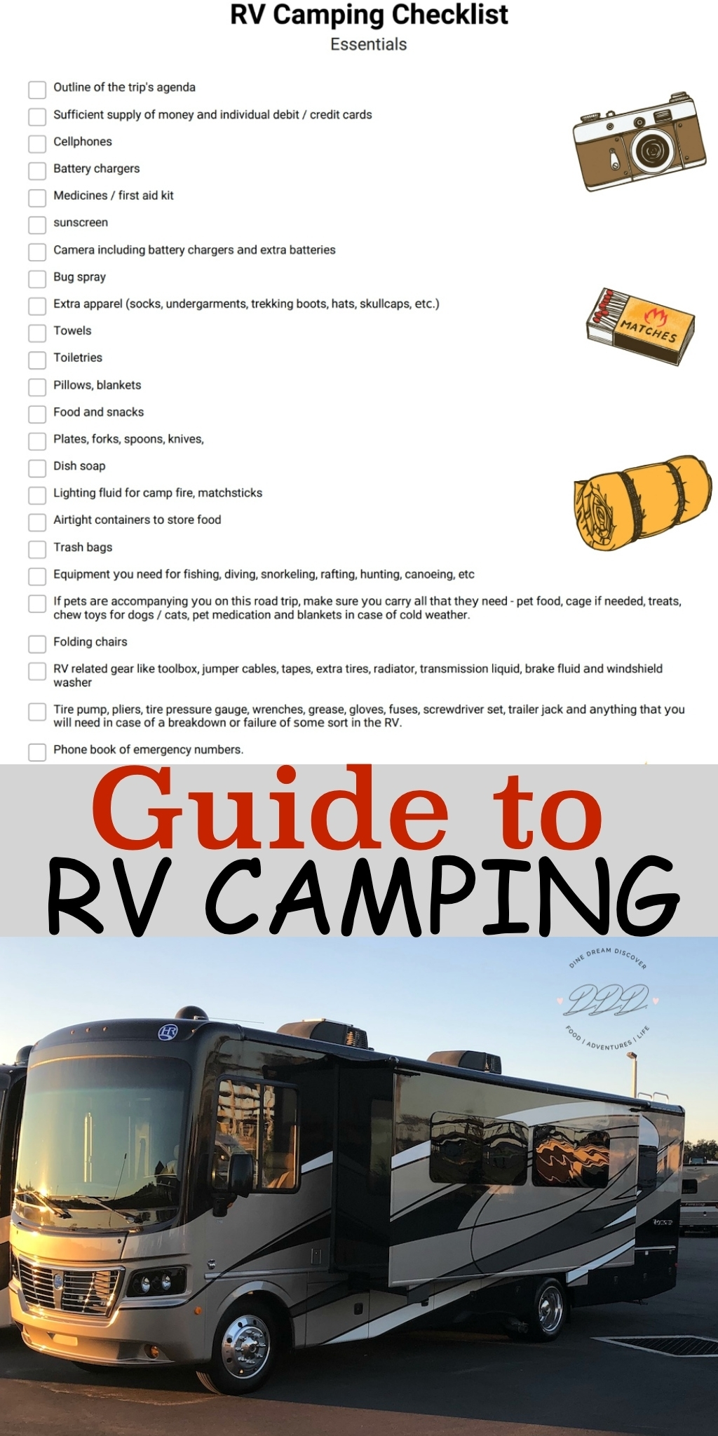 FAMILY GUIDE TO RV CAMPING