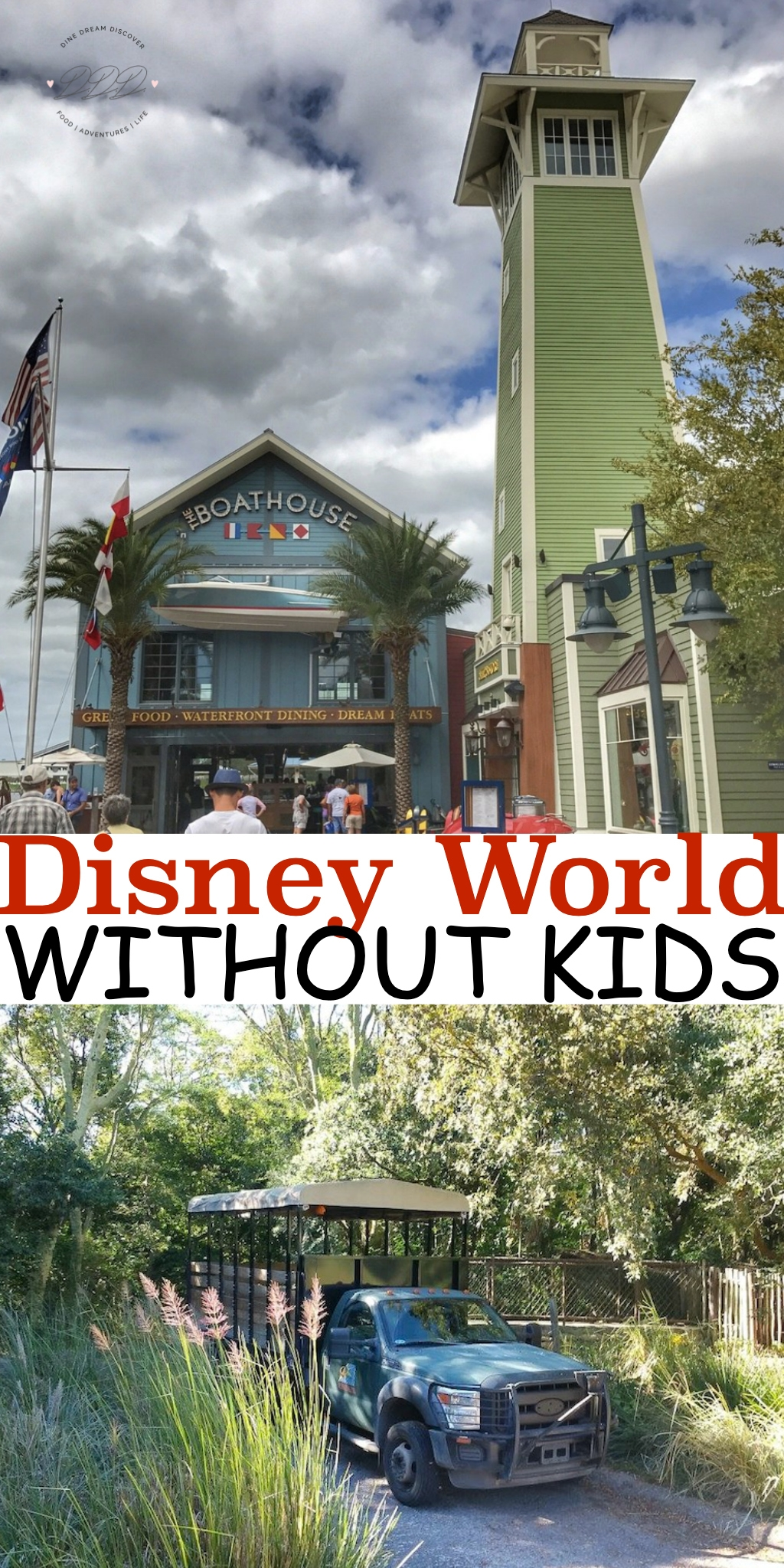 We have some ideas on how to step your trip to the House of Mouse up a notch. Here's our favorite things to do at Disney World without kids!