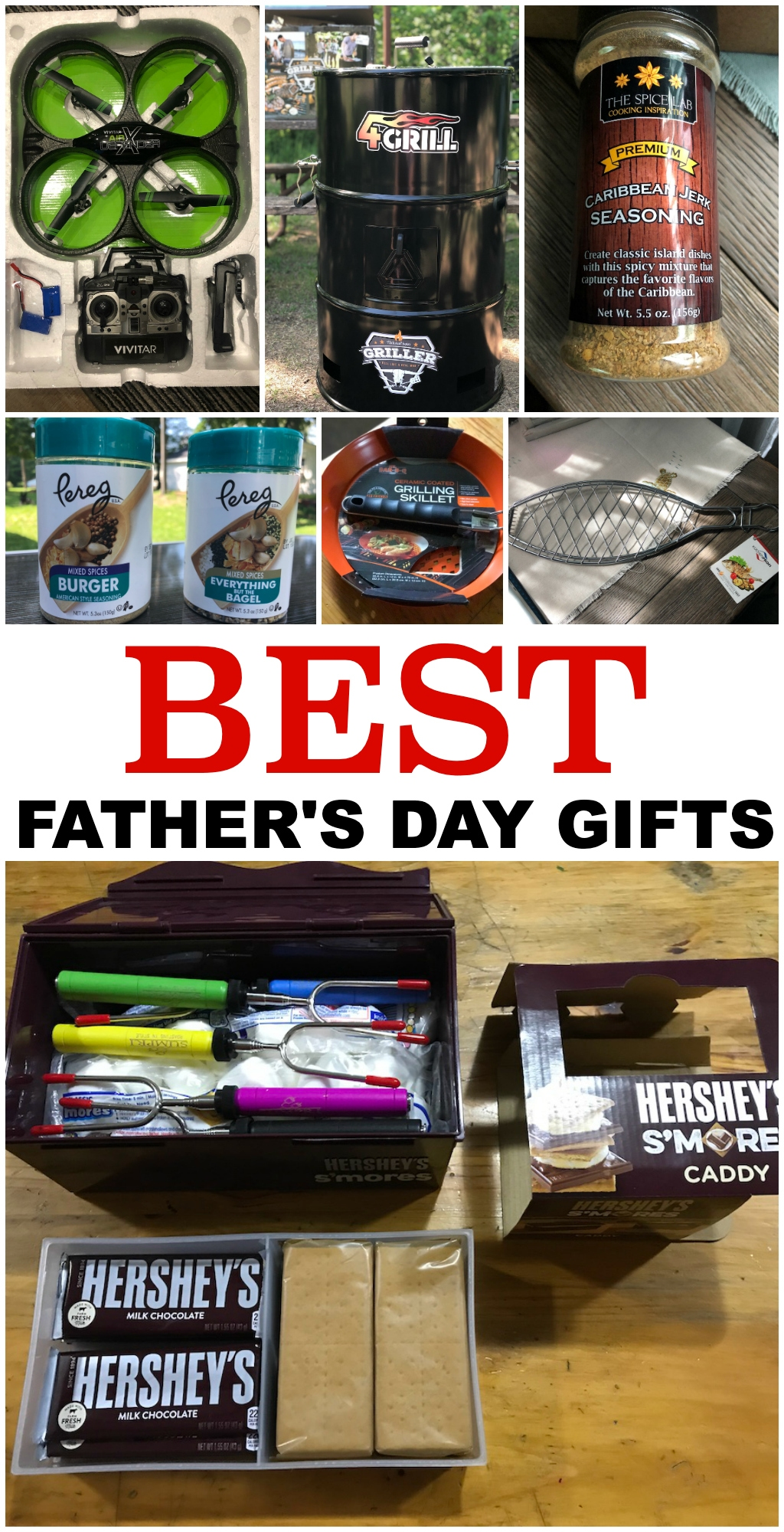 Don't settle for a tie, socks or underwear for your dad this year. These Fathers Day Gifts are top of the line and he is sure to love.