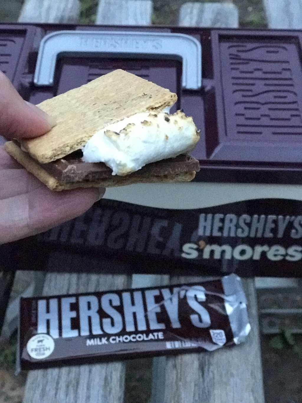 S'MORES CADDY