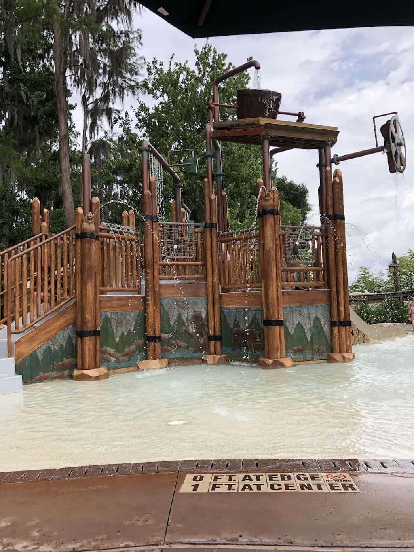 Animal kingdom lodge swimming pool