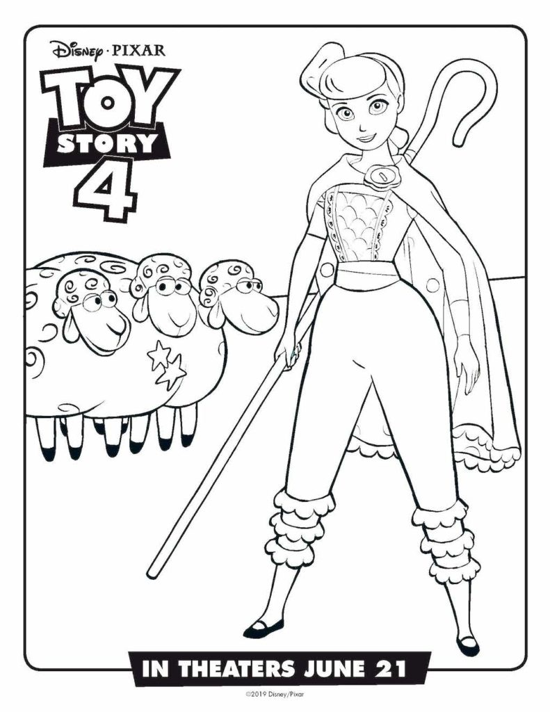 - FREE Toy Story 4 Coloring And Activity Sheets DINE DREAM DISCOVER