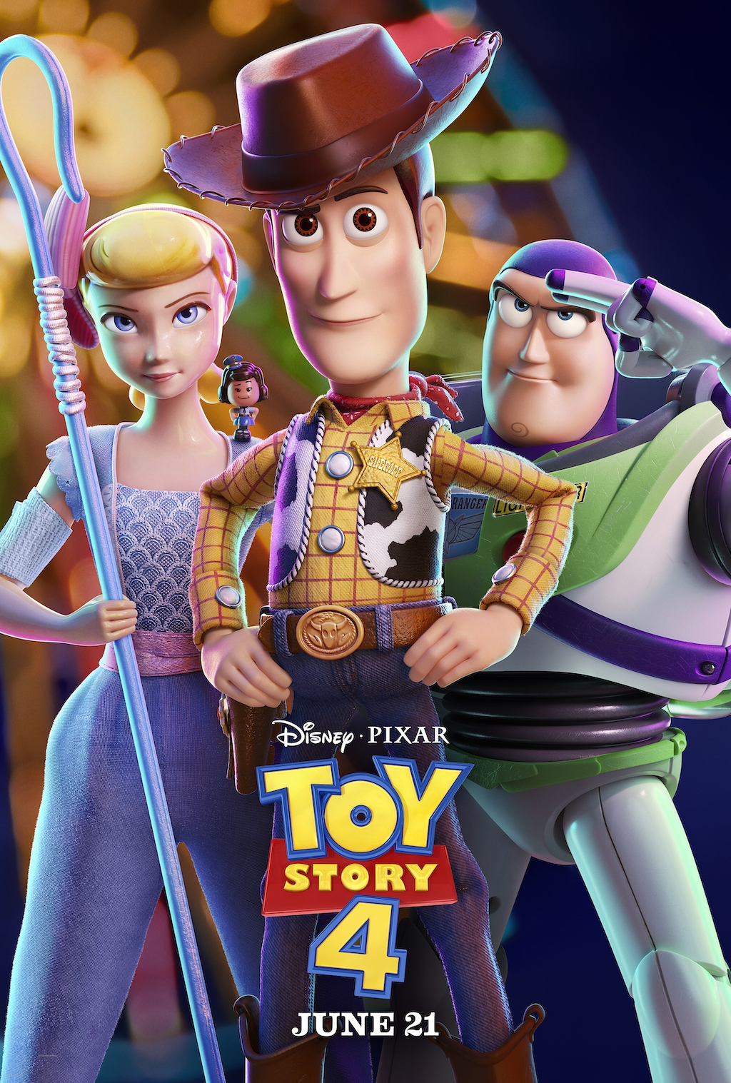 The Toy Story franchise has been extremely successful - and now the fourth installment Toy Story 4 is about to hit theaters!