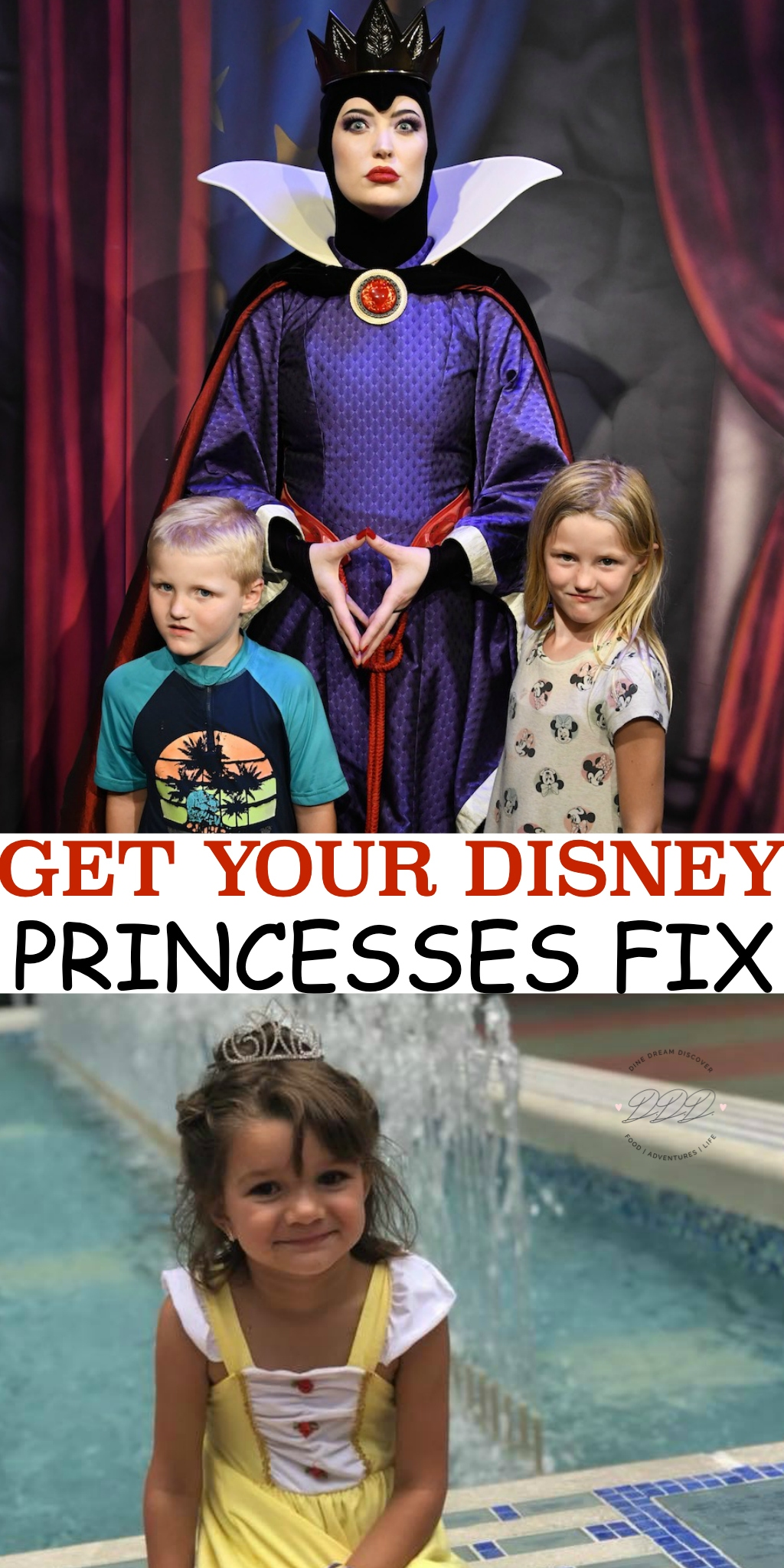 If Disney princesses are what it is all about for you, There are so many ways you can get your princess fix all throughout your <a href=