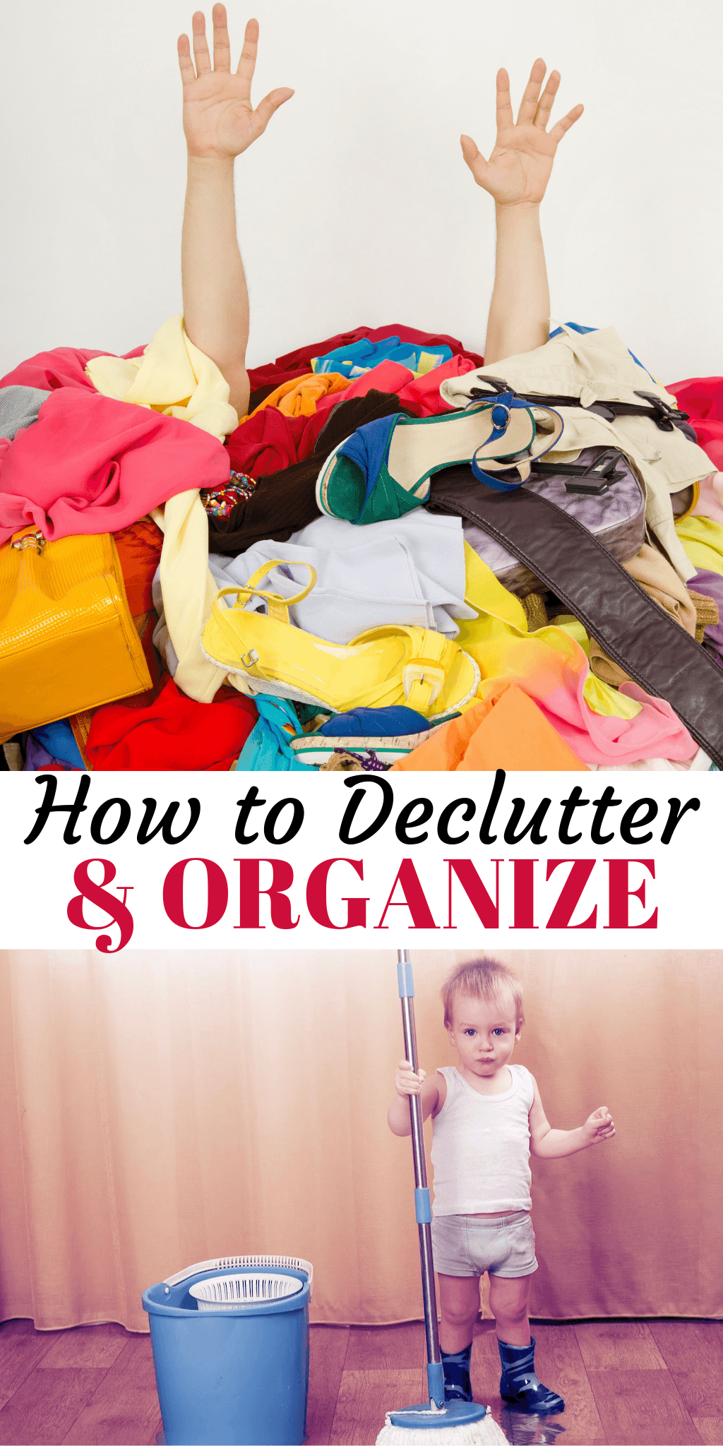 If you've decided to get a handle on your clutter, this article will offer some help with tips on how to de clutter and for maintaining your home afterward. #DineDreamDiscover #JustPlumCrazy #RV #FullTimeRV #TravelBlogger #Travel #GoRVing #TinyLiving #Declutter #ClutterFree #LifeInTheRV