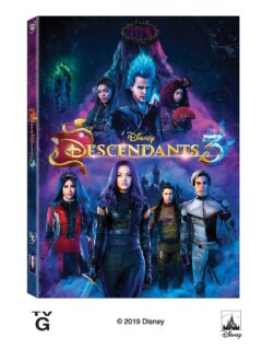 You didn't think that was the end of the story...did you? DESCENDANTS 3 finally has a premier date and it's sooner than you think!