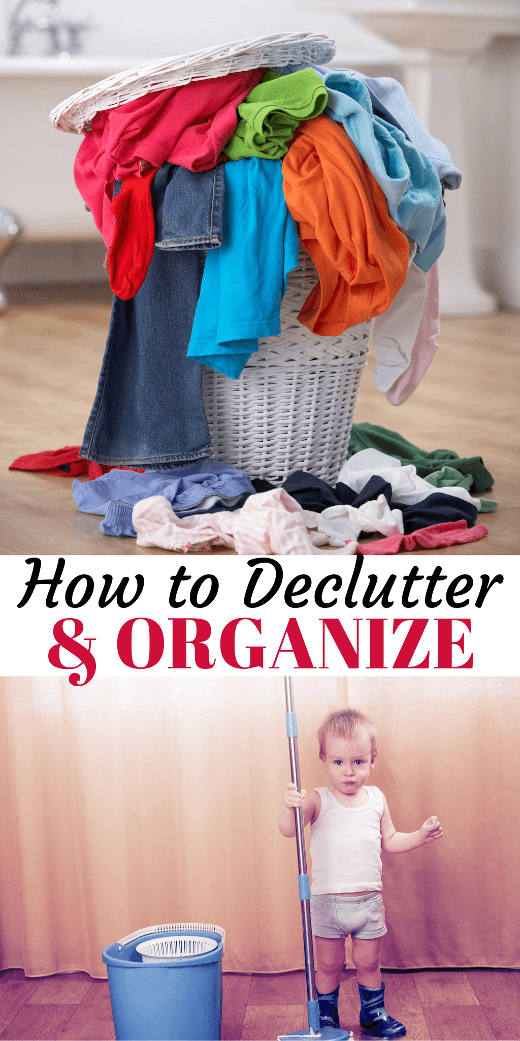 If you've decided to get a handle on your clutter, this article will offer some help with tips on how to de clutter and for maintaining your home afterward.