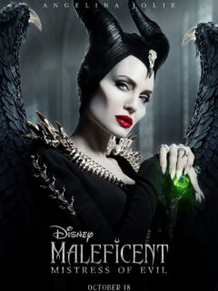 "Who's ready for the new Disney movie ""Maleficent: Mistress of Evil""? It's been a few years since the global box-office hit with Angelina Jolie and Elle Fanning."