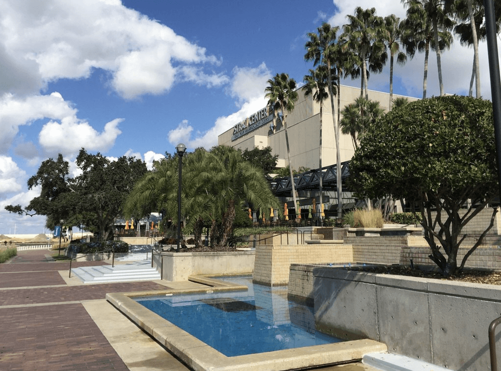 tampa bay performing arts center