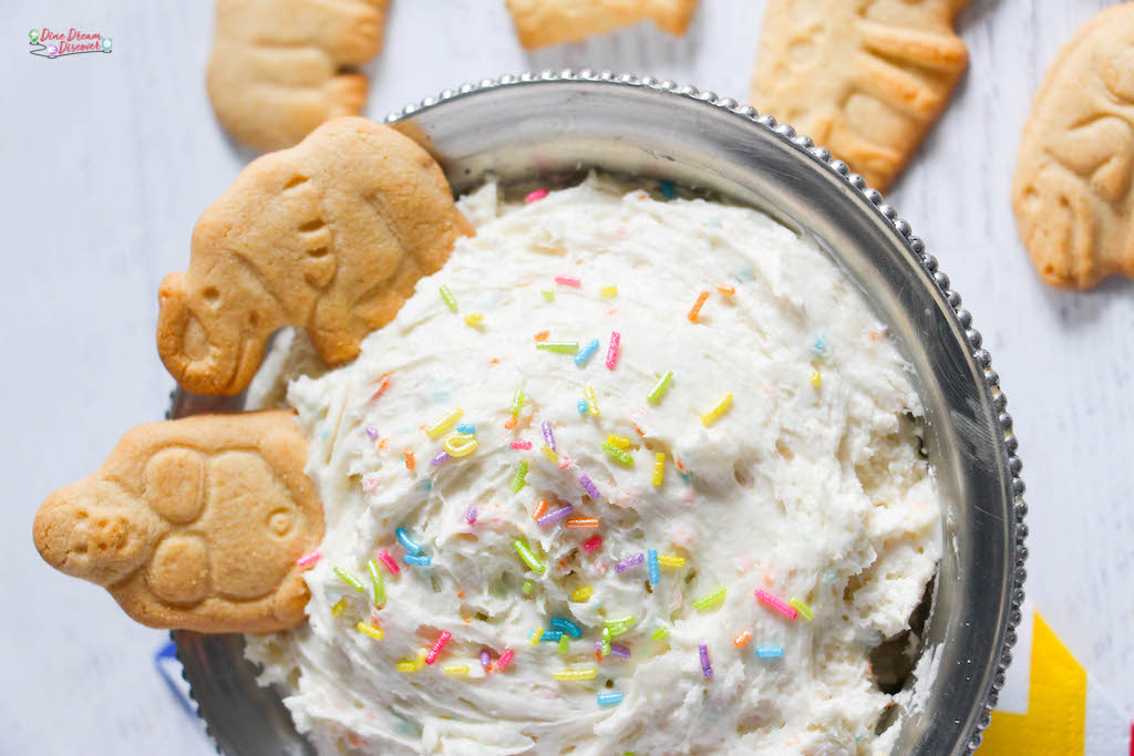 Cake Batter Dip recipe is quick, easy, uses only a couple ingredients, and most importantly...everybody loves it.