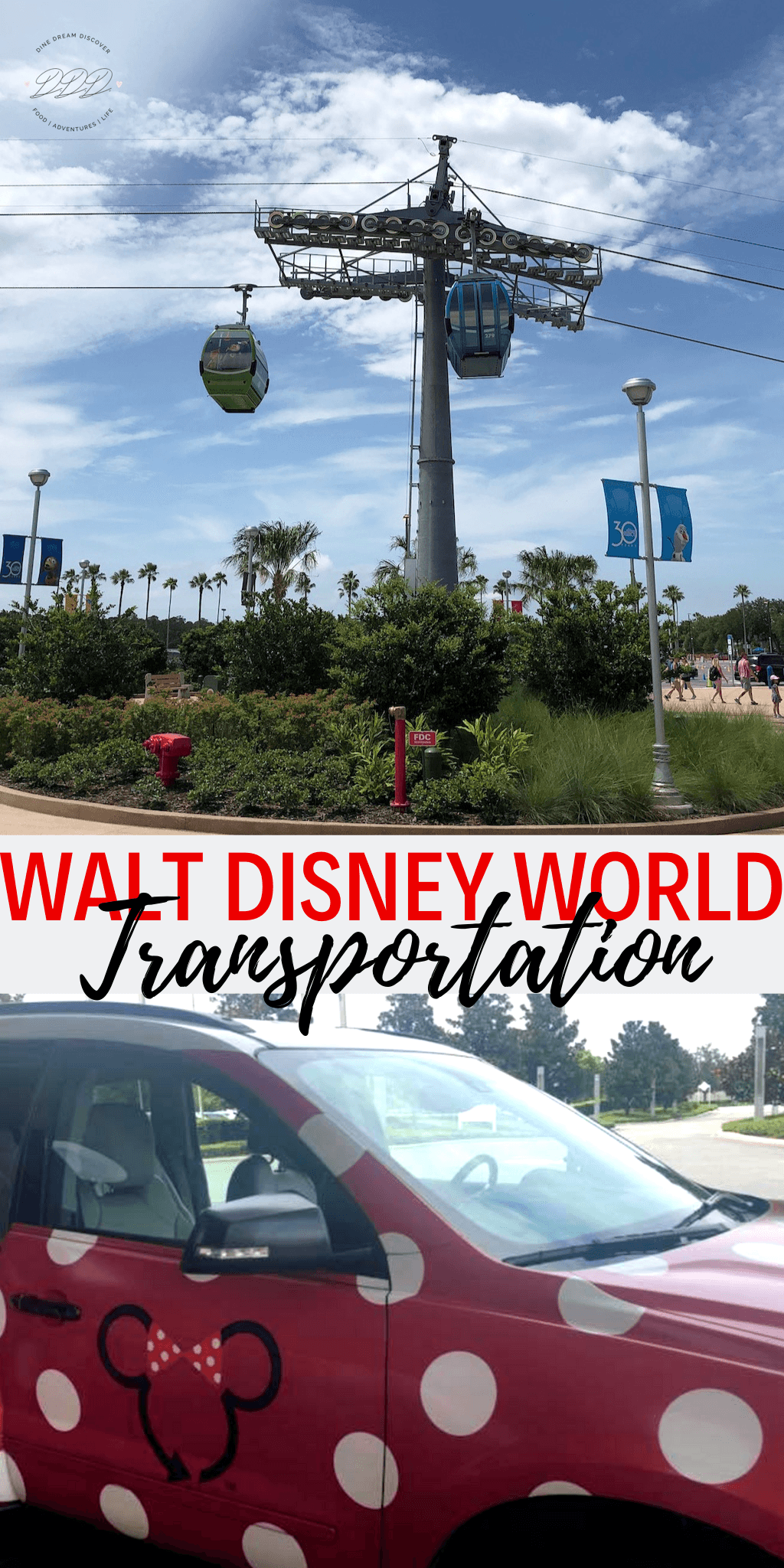 Read this must-know list of Walt Disney World transportation so you can plan more effectively and have a more enjoyable time.