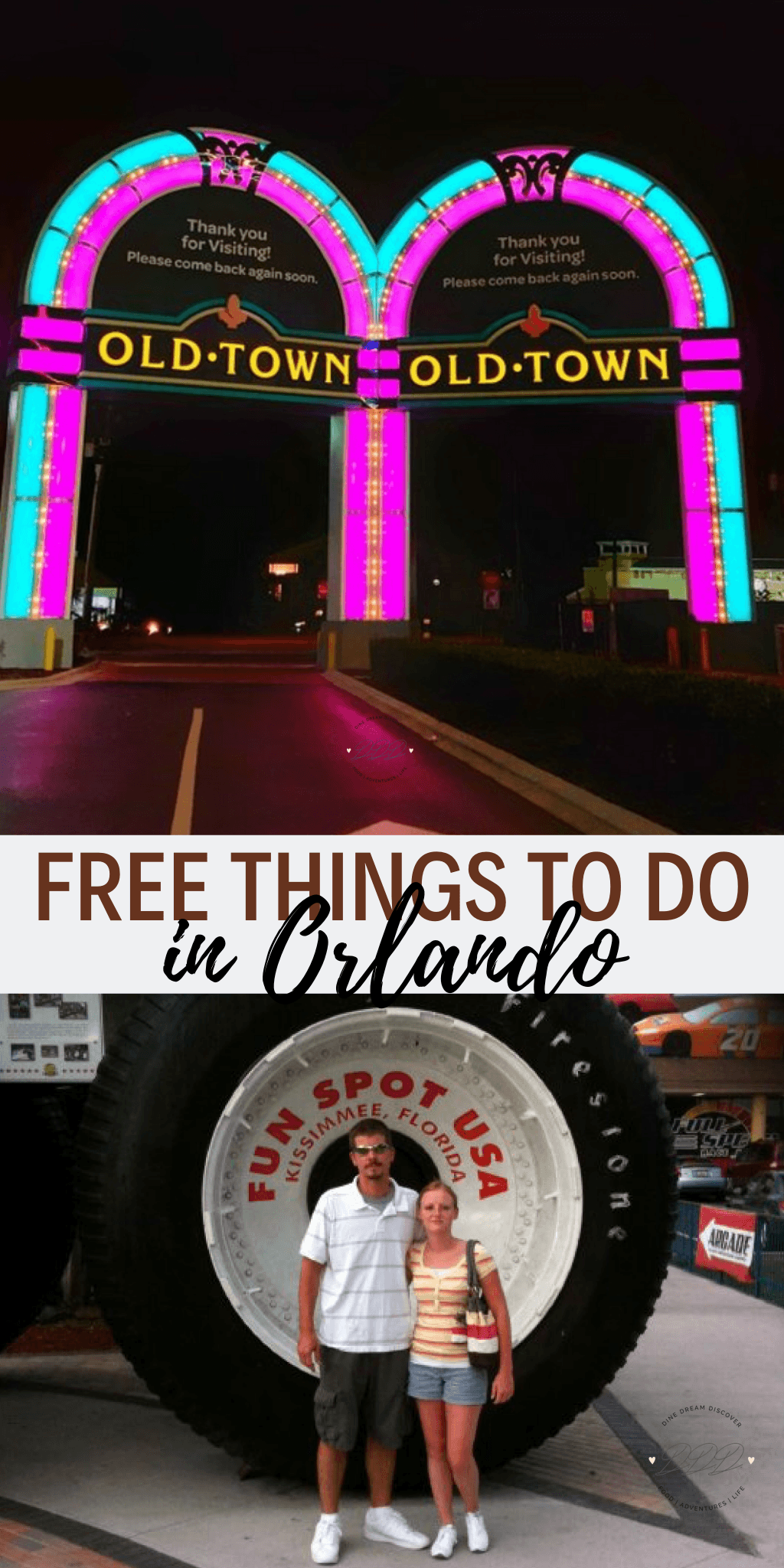 If you're looking for fun ways to entertain your family this summer, check out these 10 fun and free things to do in Orlando.