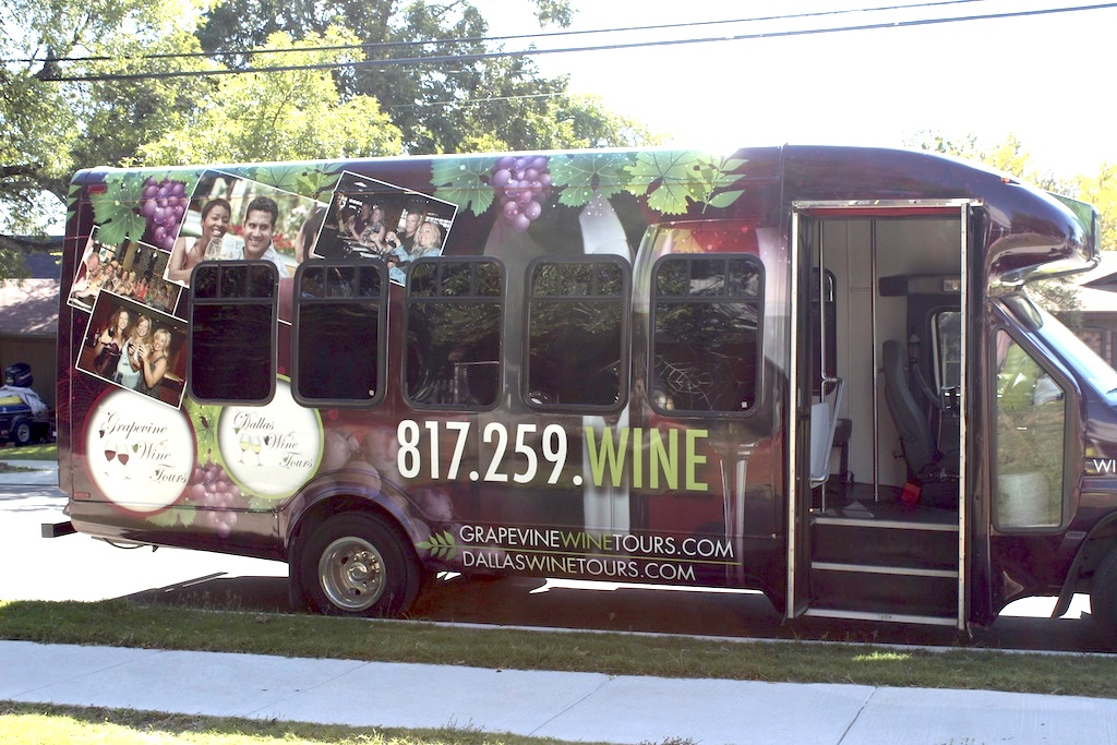grapevine tx wine tours