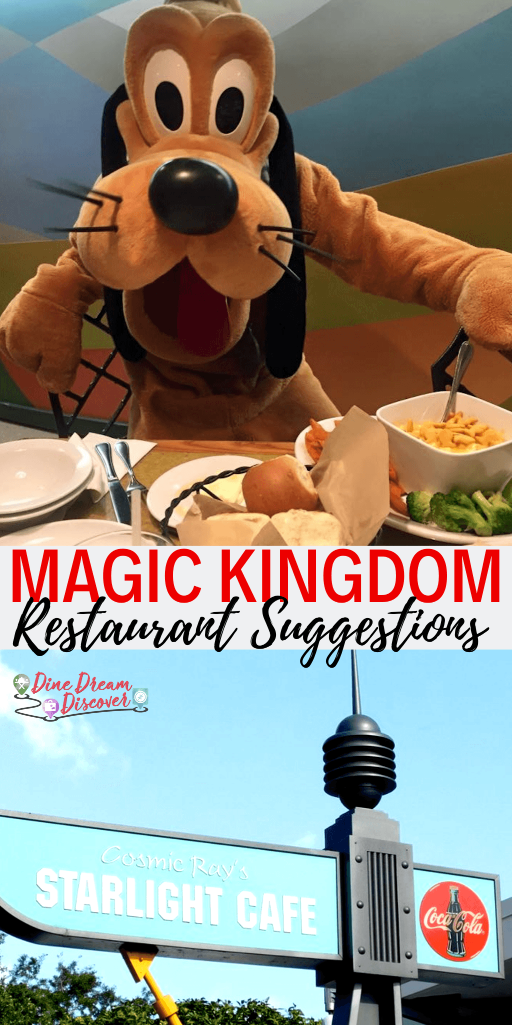 As you plan your Walt Disney World vacation, keep these Magic Kingdom restaurants in mind. Add the appropriate reservations to your park schedule.