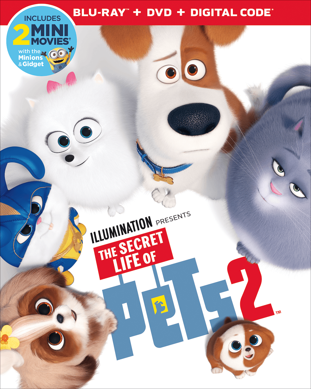 Max entrusts Gidget with his toy, Busy Bee, but ends up losing it. Snowball and Daisy try to rescue a Tiger cub from the circus in Secret Life of Pets 2.