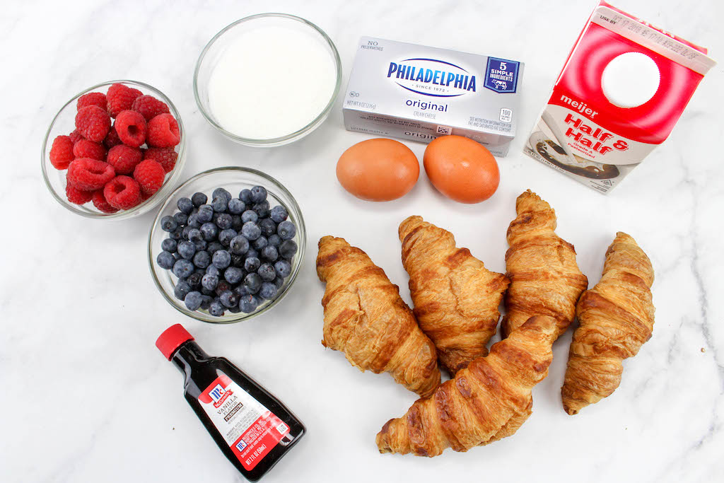 croissant puff ingredients