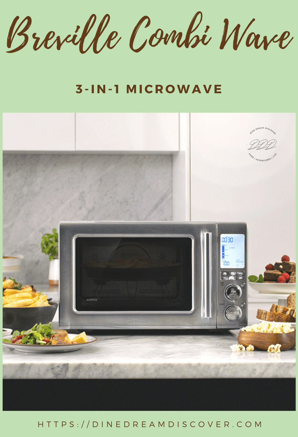air fryer microwave