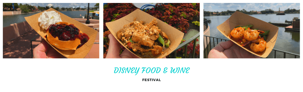 If you are planning a Walt Disney World vacation, that means Food and Wine Festival. Here's an overview of festival events you can look forward to. #Epcot #FoodandWineFestival #Disney #DineDreamDiscover