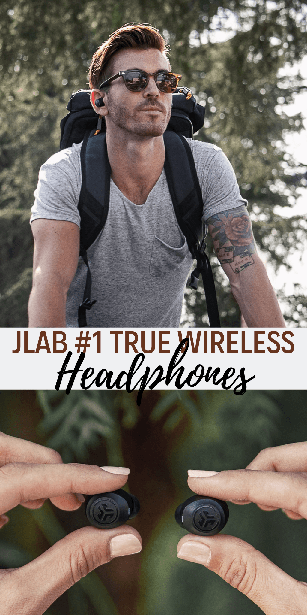 JLab True true wireless headphones under $100