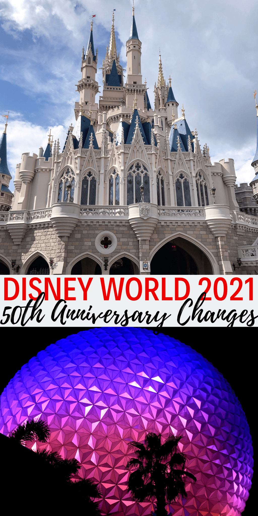 2021 disney world