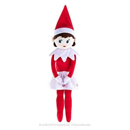 The Elf on the Shelf Plushee Pals Huggable Girl