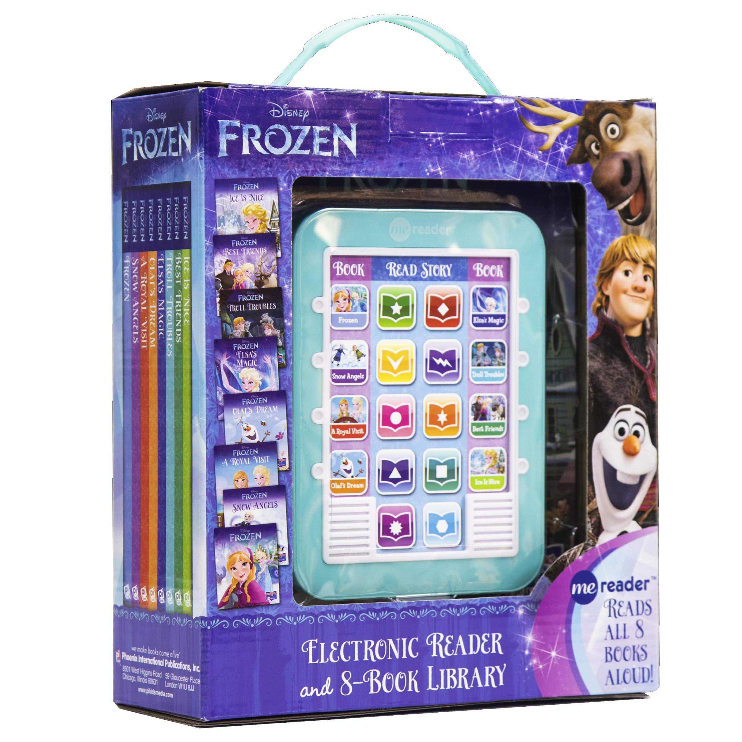 Disney - Frozen Me Reader Electronic Reader