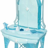 Elsa's Enchanted Ice Vanity