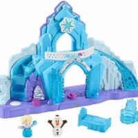 Elsa's Ice Palace by Little People