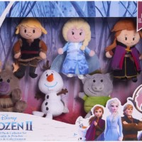 Frozen 2 Stylized Plush Collector Set