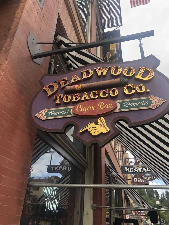 deadwood tobacco co