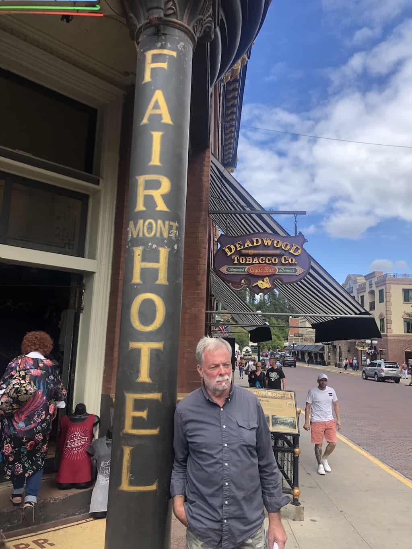 Fairmont hotel deadwood south dakota