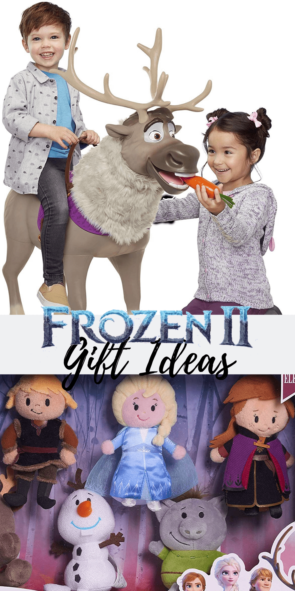 Frozen 2 is in theaters and is going to be at the top of the kids gift list. Check out the FROZEN 2 gift ideas for the littles.