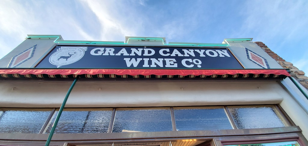grand canyon wine co