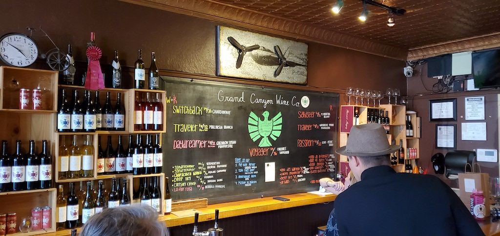 grand canyon wine company