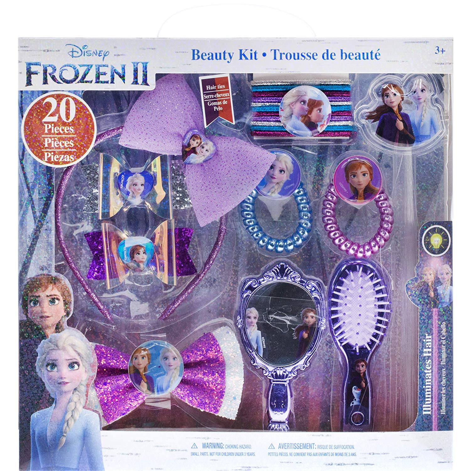 Disney Frozen 2 Hair Accessory Kit