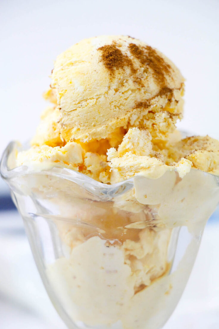easy homemade ice cream