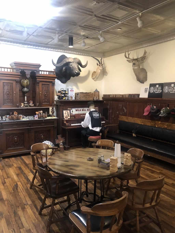 wild bill hickok bar