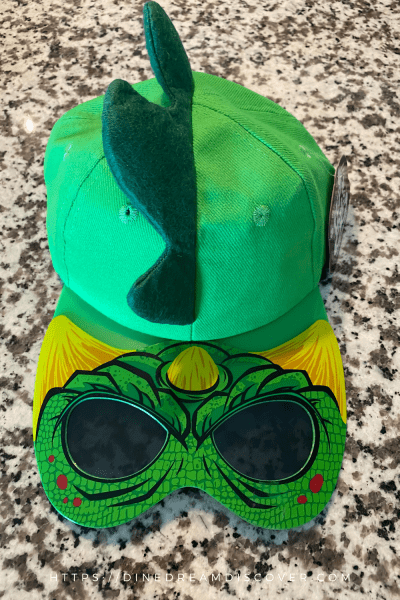 Flip N Hats Dinosaur Hat