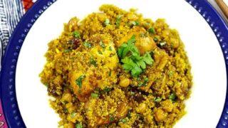 Healthy 30-Minute Instant Pot Moroccan Chicken Recipe