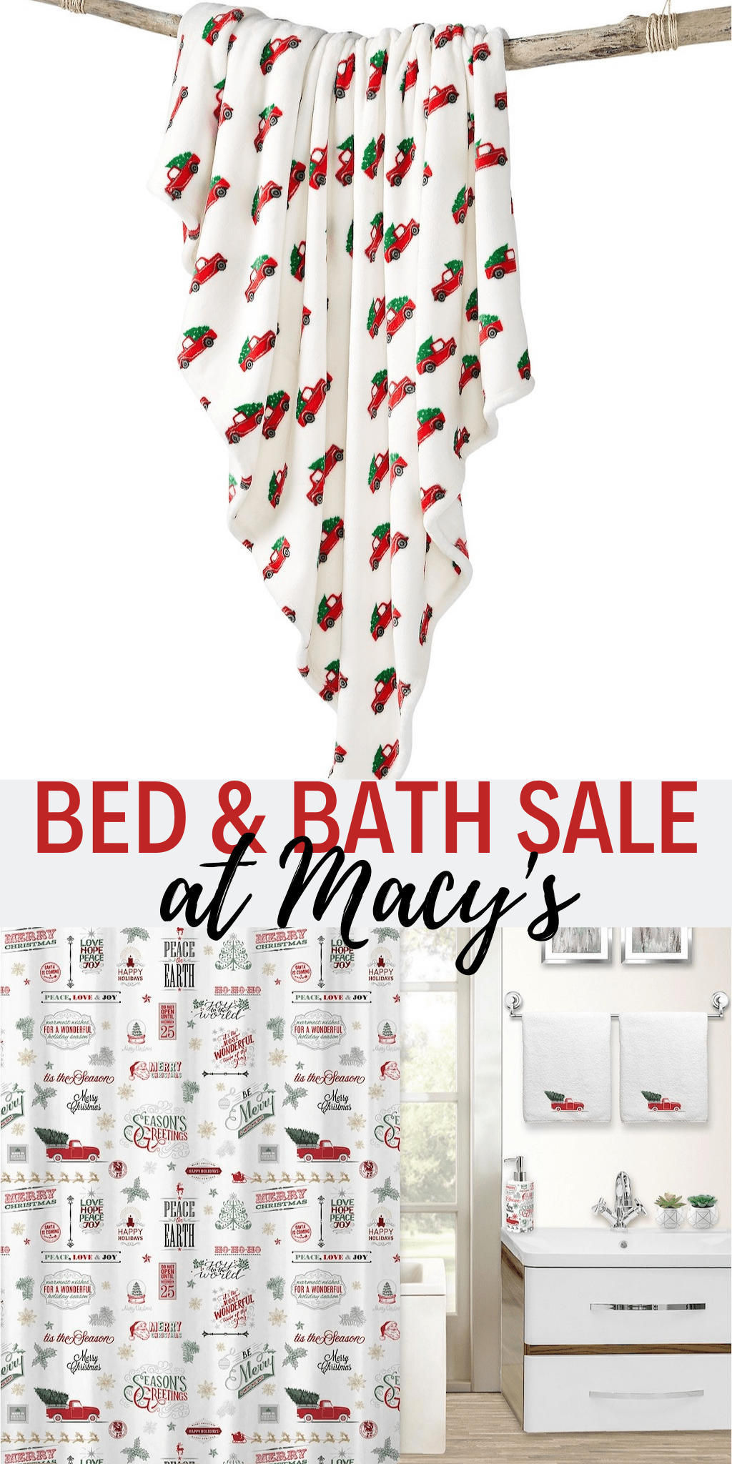 bed and bath sale at macys